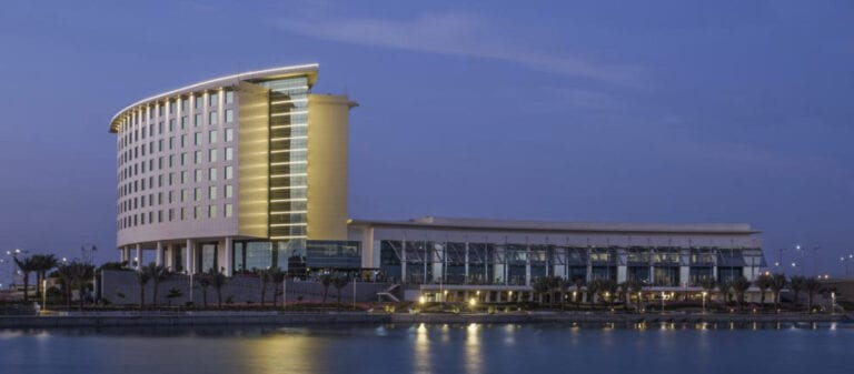 Bay La Sun Hotel King Abdallah Economic City
