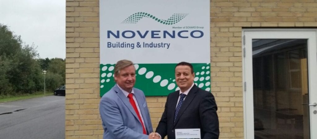Distribution Contract with Novenco