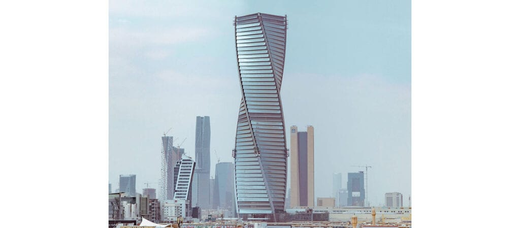 AlMajduol Tower