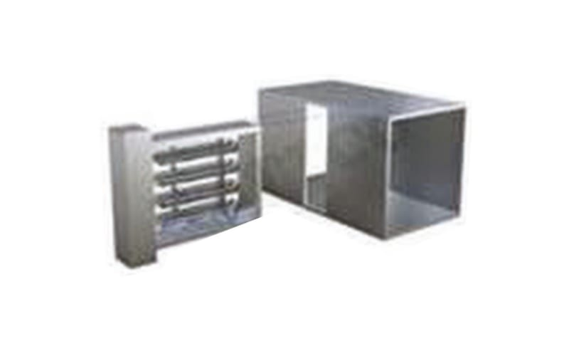 DUCTED ELECTRIC HEATERS